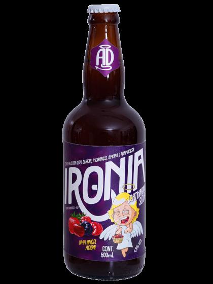 Cerveja Ironia