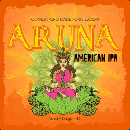 Cerveja Aruna - American IPA