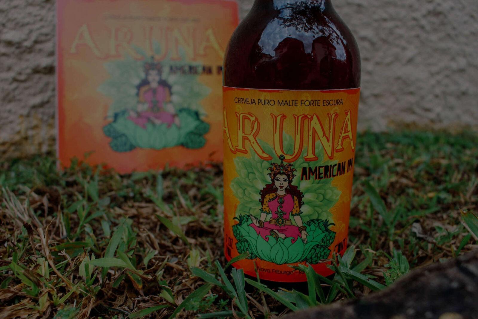 Cerveja Artesanal Aruna